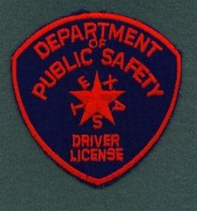 DRIVER LICENSE 12