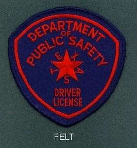 DRIVER LICENSE 13