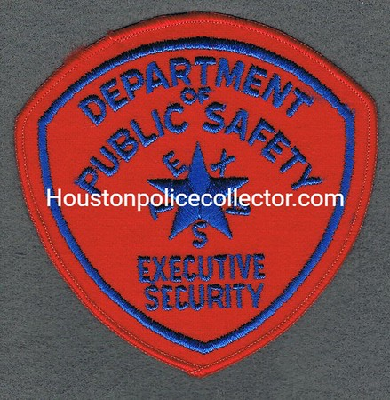 TX DPS EXECUTIVE SECURITY 23