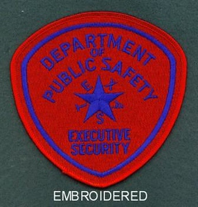 TX DPS Executive Security