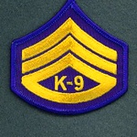 TEXAS DPS K-9