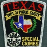 RANGERS SPECIAL CRIMES 15 SMALL