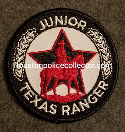 Texas Ranger Museum 25 Junior Ranger 2019
