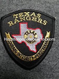 RANGERS 82 HAT PATCH
