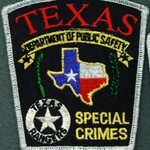 RANGERS SPECIAL CRIMES 10 LARGE