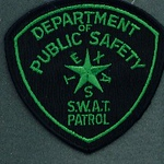 SWAT 50 PATROL BLACK