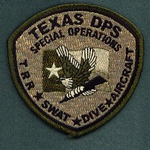 SPECIAL OPERATIONS 10 VELCRO