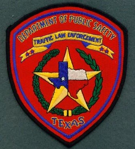 TX DPS Traffic Law Enforcement