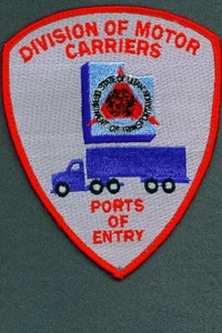 DOT PORTS OF ENTRY
