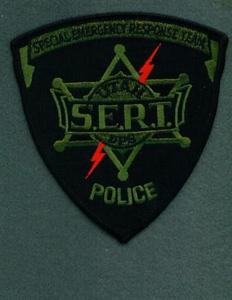 DPS POLICE SERT GREEN