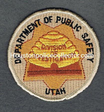 UTAH DPS DIVISION OF INVEST