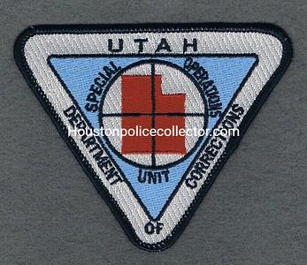 UTAH DOC SPECIAL OPERATIONS UNIT COLOR