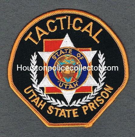 UTAH STATE PRISON TACTICAL