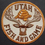 Utah Wanted Patches