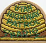 WISH,UT,UTAH HIGHWAY PATROL RADIO 1