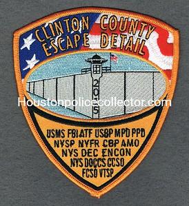 CLINTON COUNTY ESCAPE DETAIL