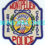 VT,MONTPELIER STATE CAPITOL POLICE 2