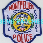 VT,MONTPELIER STATE CAPITOL POLICE 1