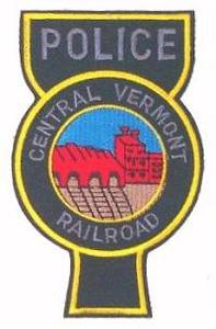 WISH,VT,CENTRAL VERMONT RAILWAY POLICE 1