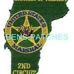 VT,UNITED STATES MARSHAL 2ND CIRCUIT 1 STATE SHAPED_wm