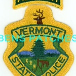 VT,VERMONT STATE POLICE AUXILIARY TROOPER 2