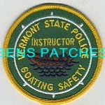 VT,VERMONT STATE POLICE BOATING SAFETY 1