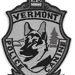 WISH,VT,VERMONT POLICE K-9 ASSOCIATION SUBDUED 1 PROBABLY FAKE