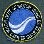 DEPT OF MOTOR VEHICLES