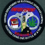 VIRGINIA DEPT OF ALCOHOL BEVERAGE