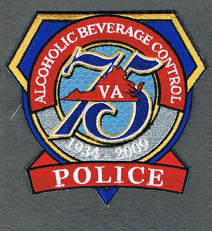 VA ALCOHOLIC BEVERAGE CONTROL 75 YRS