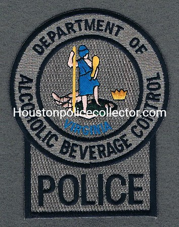 VA ALCOHOLIC BEVERAGE CONTROL BLUE