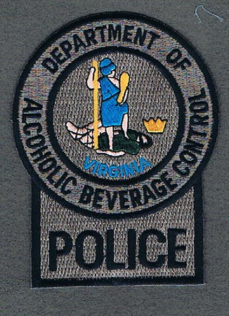 VA DEPT OF ALCOHOLIC BEVERAGES CONTROL