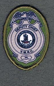 VIRGINIA MARINE DEPUTY CHIEF BP