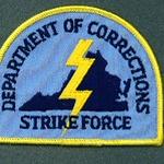 VIRGINIA DOC 30 STRIKE FORCE