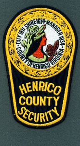 HENRICO COUNTY SECURITY