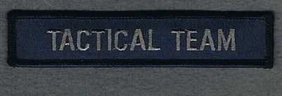 VIRGINIA TACTICAL TEAM TAB