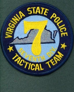 VSP 7TH TACTICAL TEAM LG