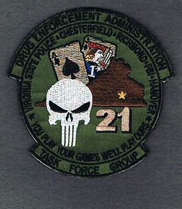VIRGINIA TASK FORCE GROUP 21 GREEN