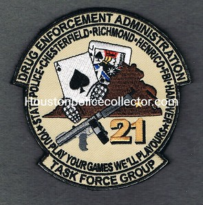 TASK FORCE GROUP 21 TAN