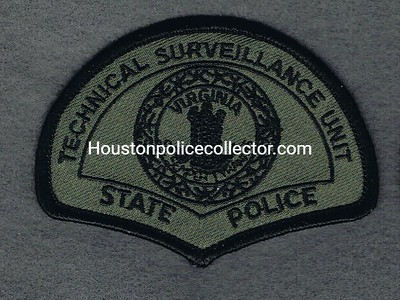 VA TECHNICAL SURVEILLANCE UNIT GREEN