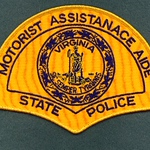 VA STATE POLICE MOTORIST ASSISTANCE AIDE 76