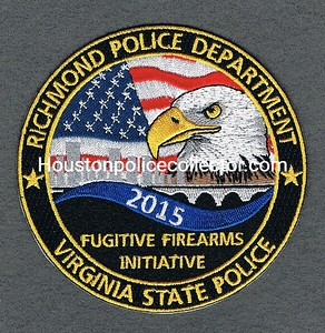 VIRGINIA STATE POLICE FUGITIVE FIREARMS