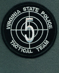 VSP 5TH TACTICAL TEAM