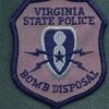 VA STATE POLICE BOMB DISPOSAL 76