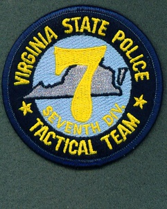 VSP 7TH TACTICAL TEAM SM