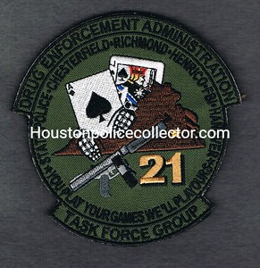 TASK FORCE GROUP 21 GREEN