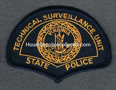 VA TECHNICAL SURVEILLANCE UNIT GOLD