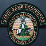 WISH,WA,WASHINGTON DEPARTMENT OF GAME PROTECTOR 1