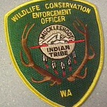 WISH,WA,MUCKLESHOOT INDIAN TRIBE WILDLIFE CONSERVATION OFFICER 1