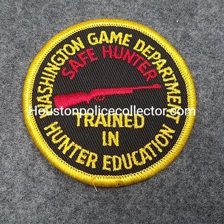 WASHINGTON GD 100 SAFE HUNTER